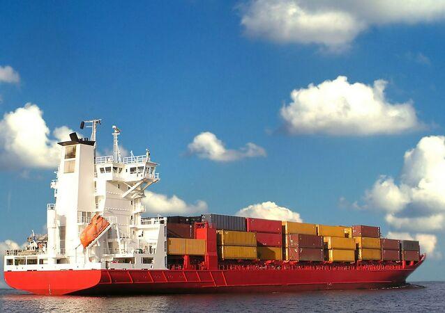 Comércio exterior (imagem referencial)