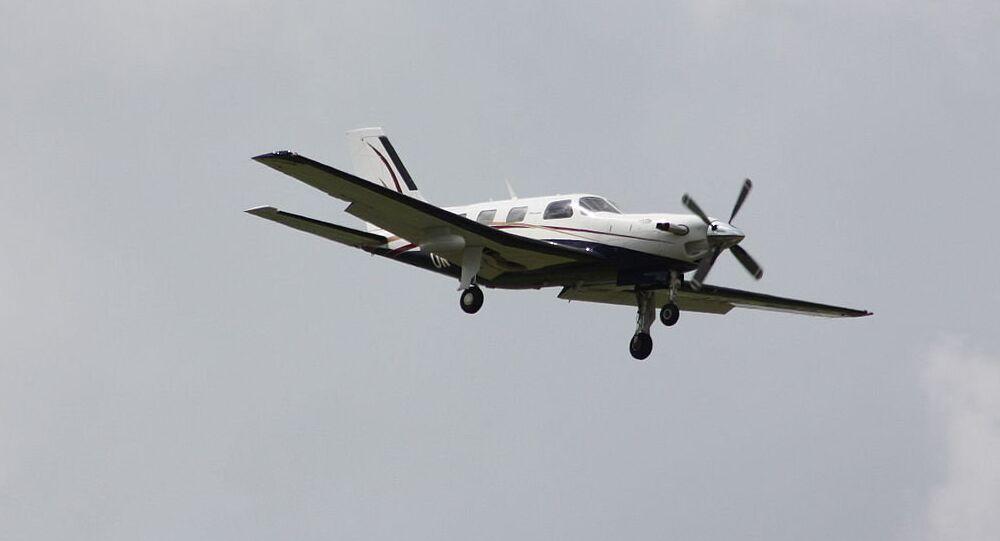 Piper PA-46-500TP Malibu Meridian (imagem referencial)