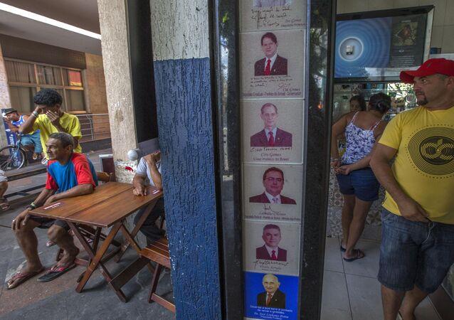 Cafeteria no Centro de Sobral, no Ceará (arquivo)
