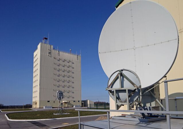 Estação de radar russo Voronezh
