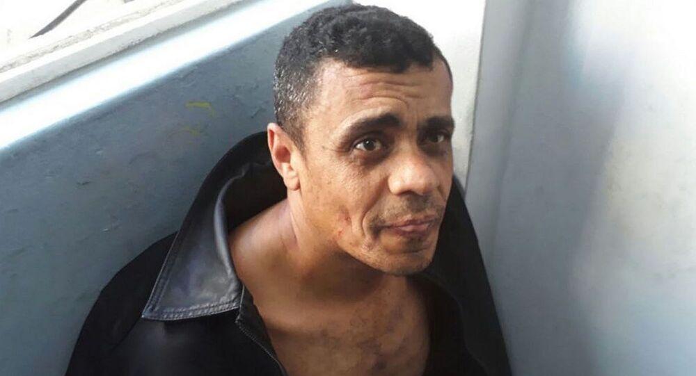 Adelio Bispo de Oliveira, agressor de Bolsonaro.