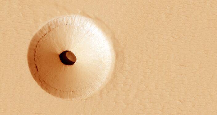 Buraco em Marte