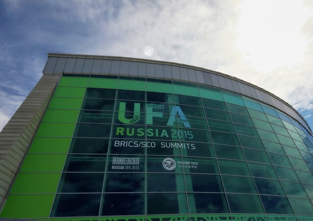 Ufa in anticipation of SCO and BRICS summits