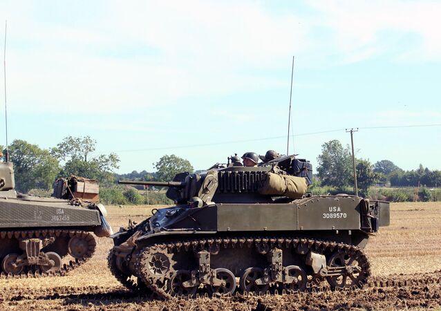 Tanque M5A1 Stuart dos EUA