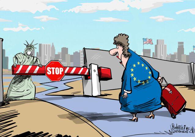 Nos vemos, mas não agora, Europa