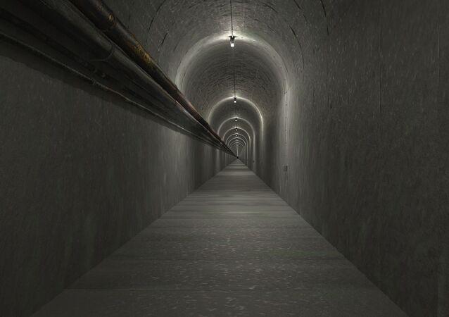 Tunel (imagem ilustrativa)