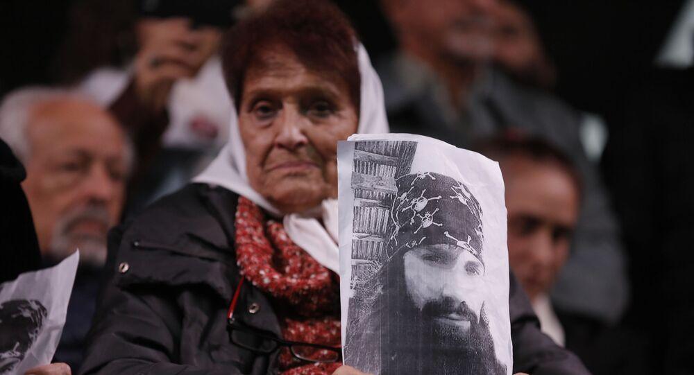 Taty Almeyda, ativista das Mães da Praça de Maio na Argentina