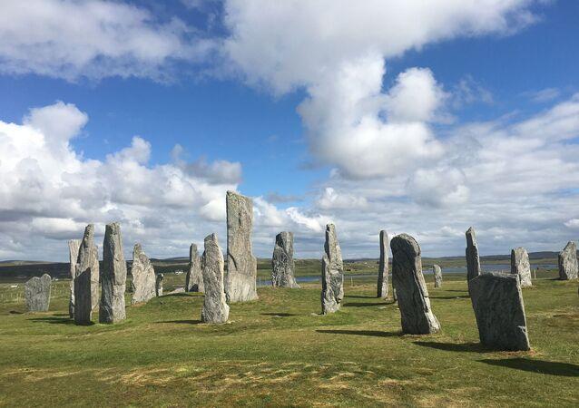 Pedras do Neolítico (imagem referencial)