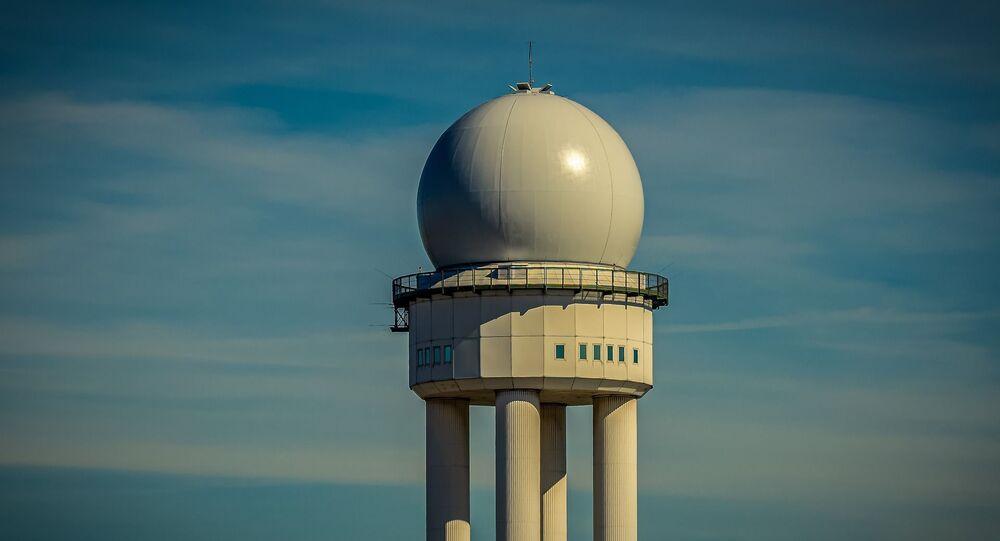 Um radar (imagem referencial)