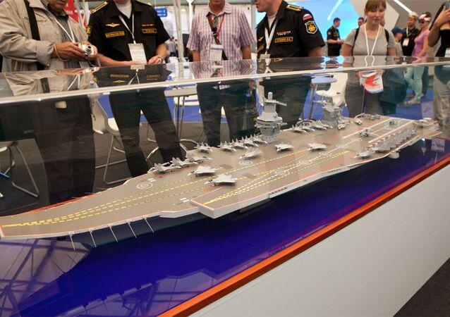 Aircraft carrier project 23000E