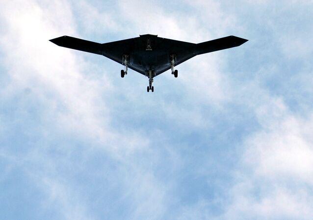 Drone furtivo (imagem referencial)