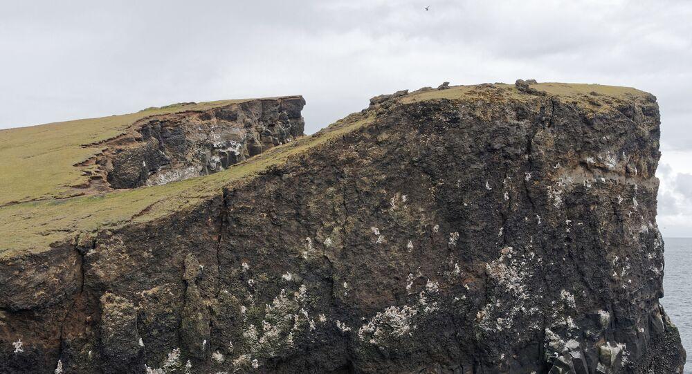 Reykjanes, Islândia (imagem ilustrativa)