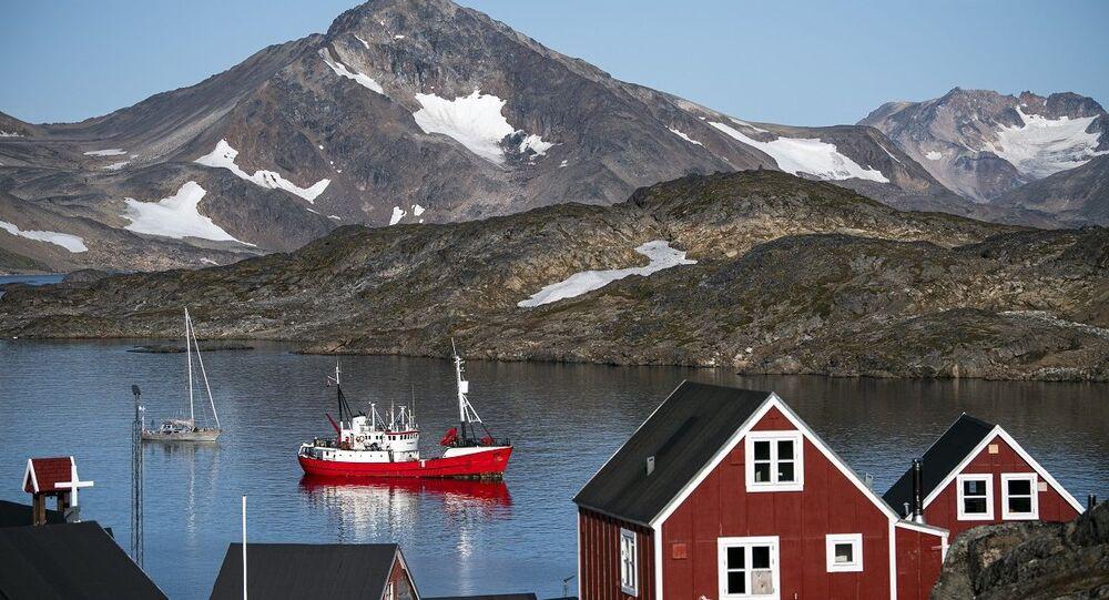 Vilarejo de Kulusuk, na Groenlândia (foto de arquivo)