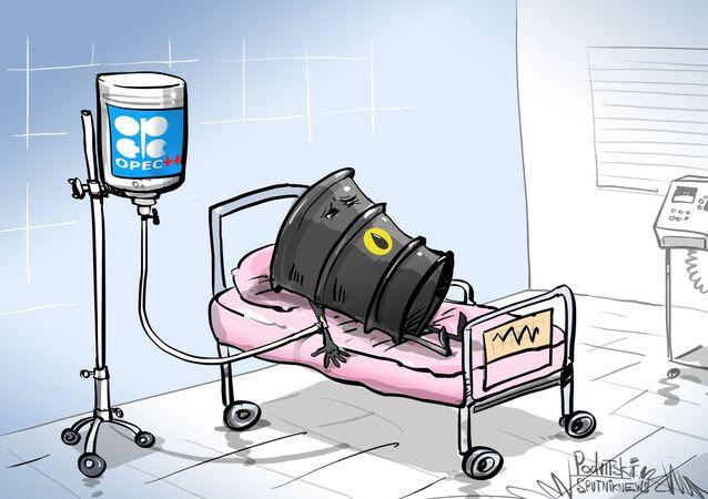 Terapia intensiva para petróleo mundial