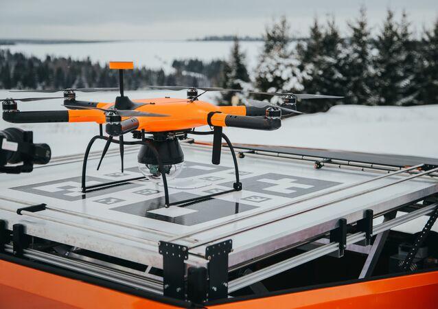 Drone Supercam