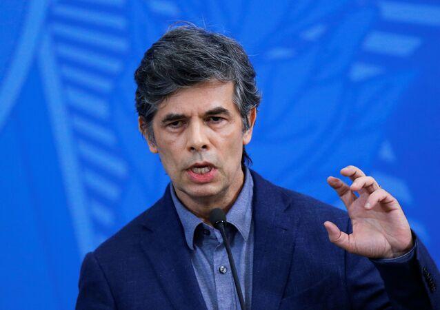 Nelson Teich, escolhido por Jair Bolsonaro para assumir o Ministério da Saúde