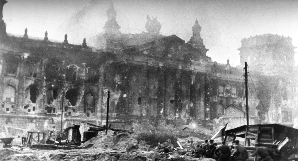 Assalto a Berlim. Grande Guerra pela Pátria 1941-1945