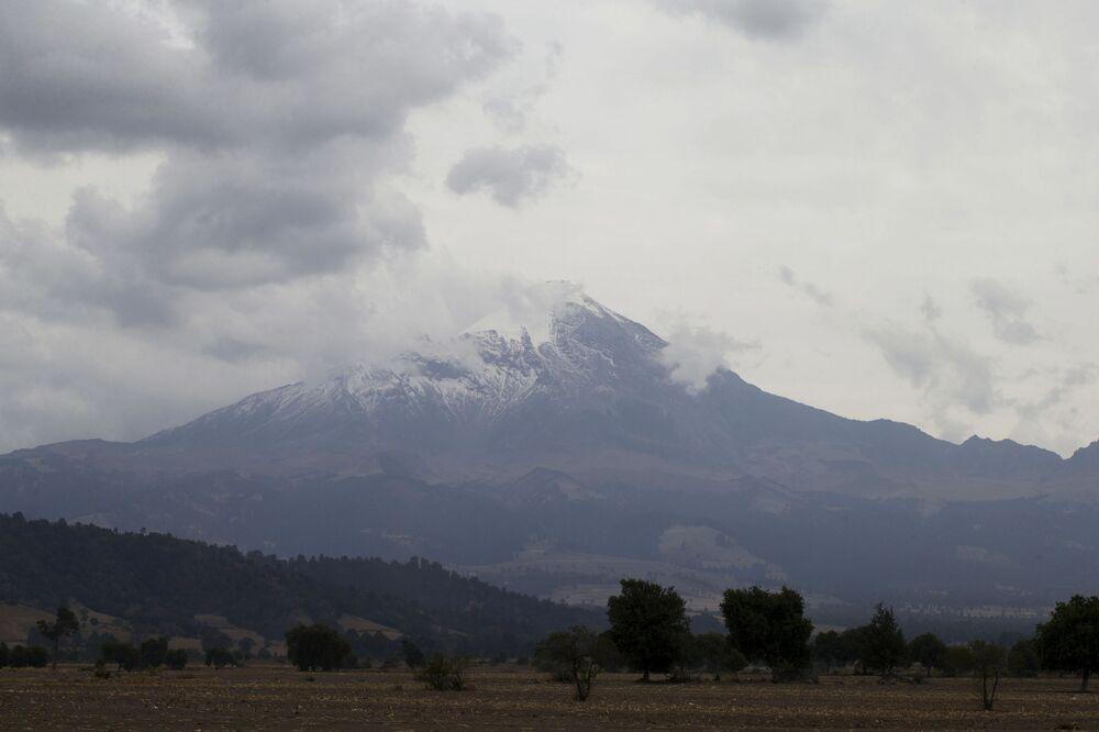 Pico de Orizaba, vulcão mexicano