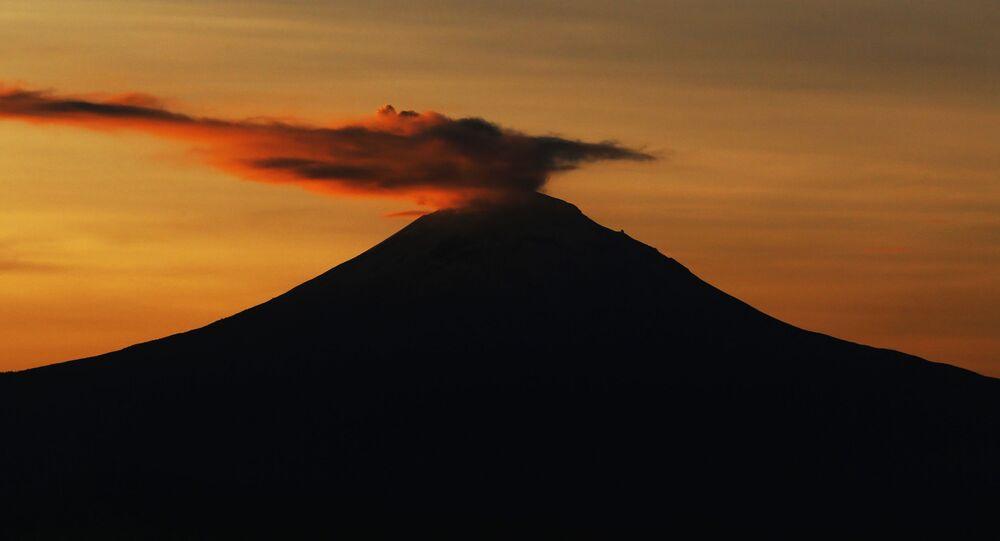 Vulcão Popocatépetl