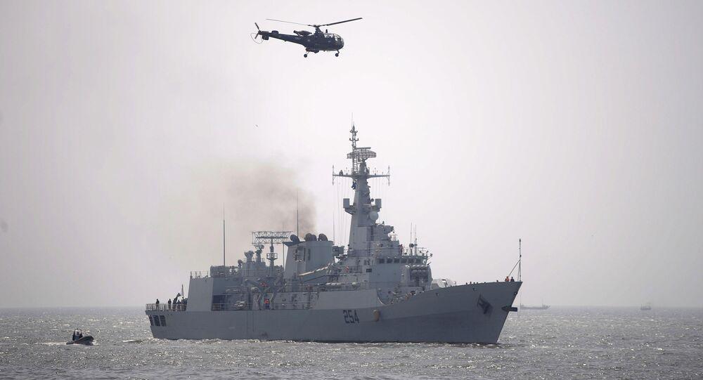 Navio da Marinha do Paquistão