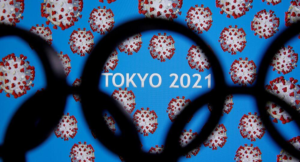 Organizadores japoneses e Comitê Olímpico Internacional (COI) decidem adiar Jogos Olímpicos de Tóquio devido à pandemia do coronavírus