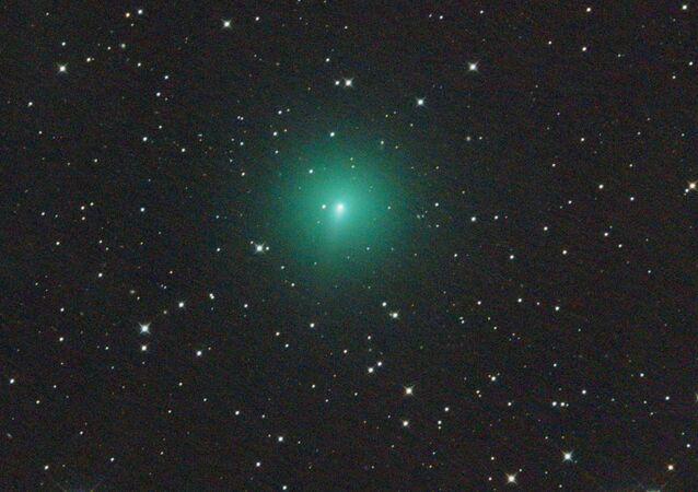 Cometa C / 2019 Y4 Atlas