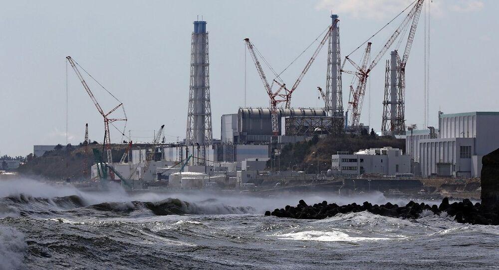 Usina nuclear de Fukushima (foto de arquivo)