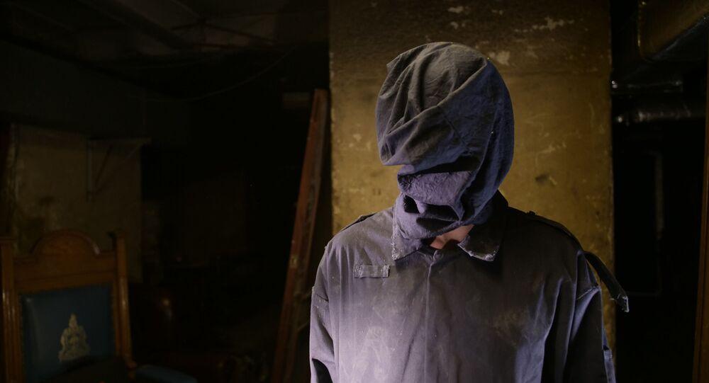 Homens com Capuz Preto de Hopscotch Films