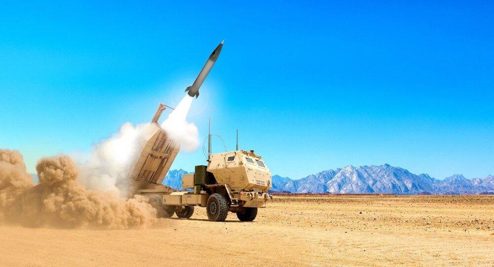 O Precision Strike Missile (PrSM) é nosso míssil de precisão de última geração, de longo alcance, projetado para o programa PrSM do Exército dos EUA