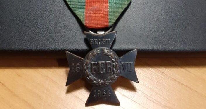 Medalha de Campanha, concedida àqueles que integram operações de guerra sem nota desabonadora