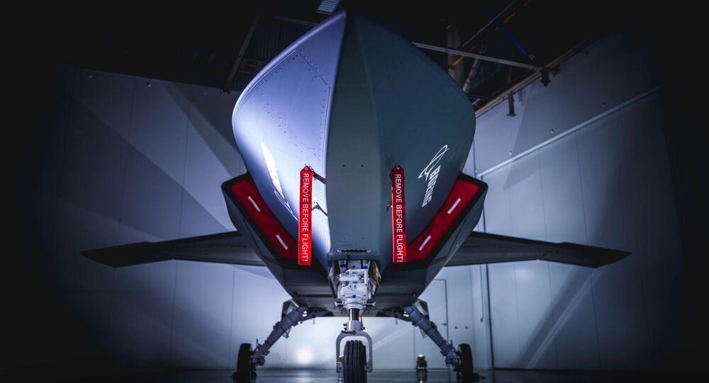 Primeiro drone Loyal Wingman da Força Aérea australiana produzido pela Boeing