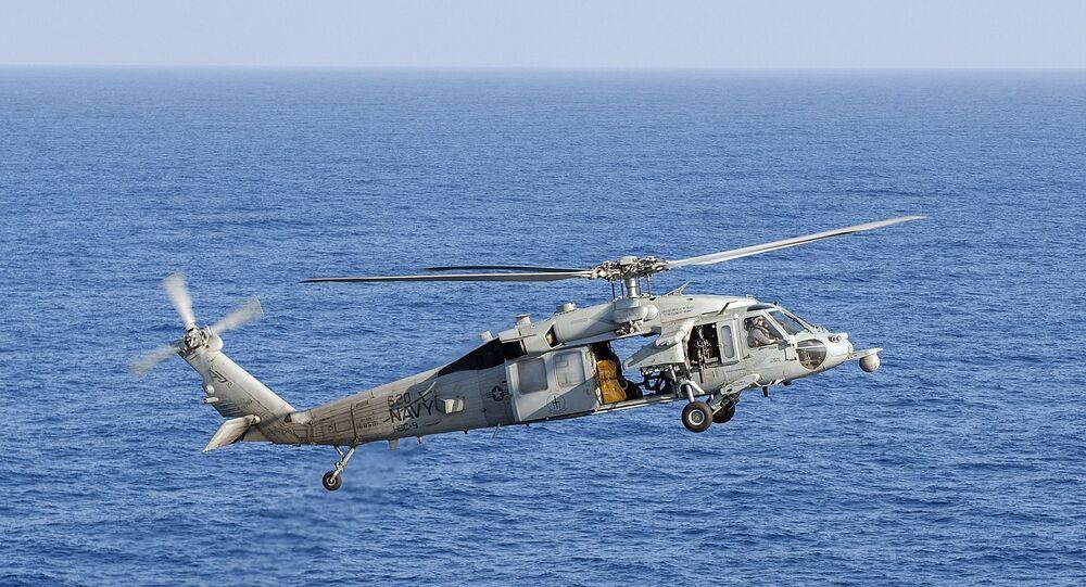 MH-60S Seahawk (foto de arquivo)