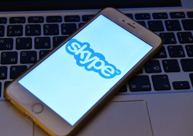 Aplicativo Skype