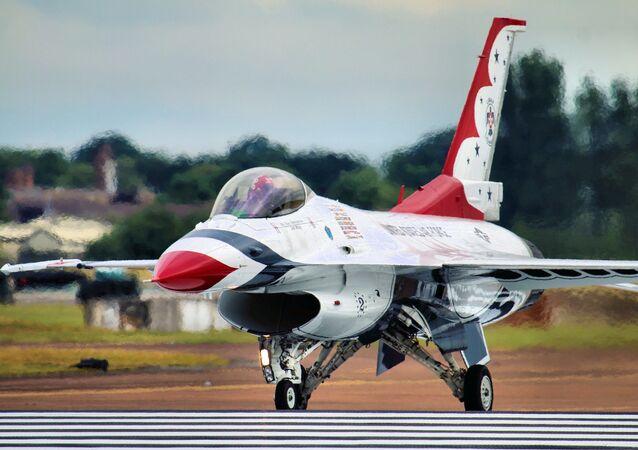 Esquadrilha de demonstração aérea Thunderbirds