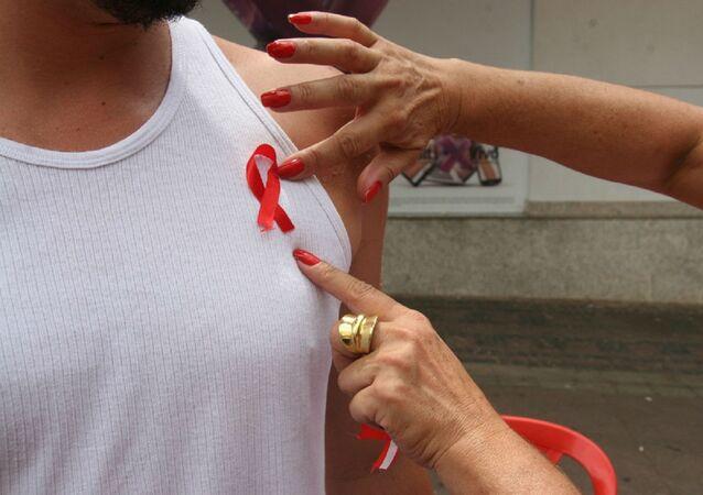 Dia Mundial de Combate à Aids.