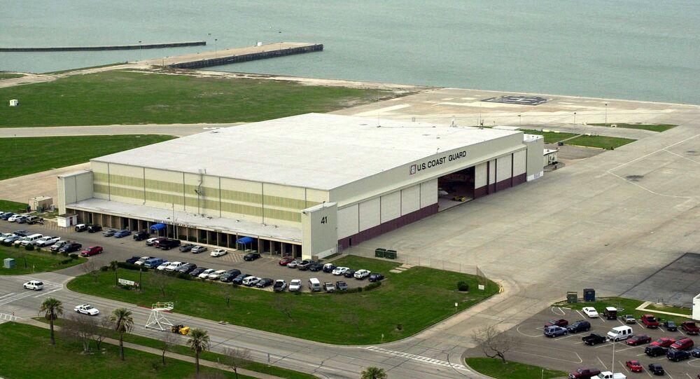 Estação Aeronaval de Corpus Christi no Texas, EUA (imagem de arquivo)