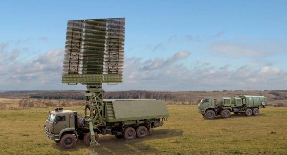 Novo radar que pode facilmente detectar uma ampla gama de objetos aéreos, incluindo alvos hipersônicos