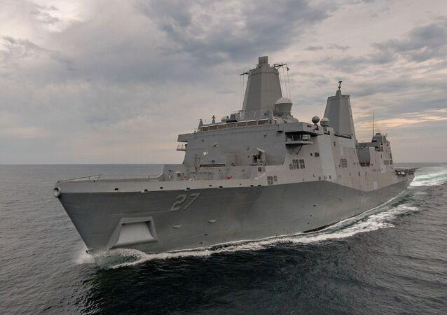 USS Portland da Marinha dos EUA