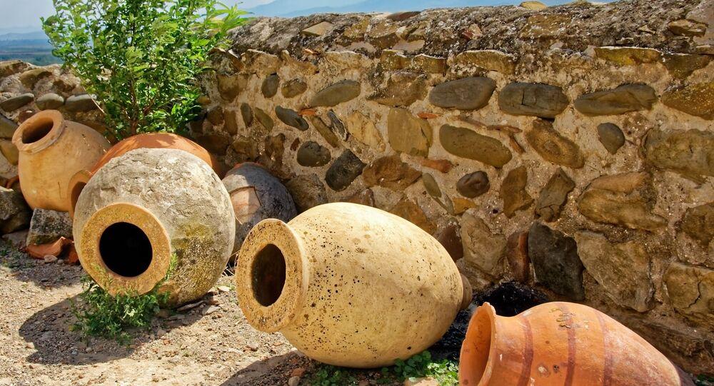 Arqueologia (imagem referencial)