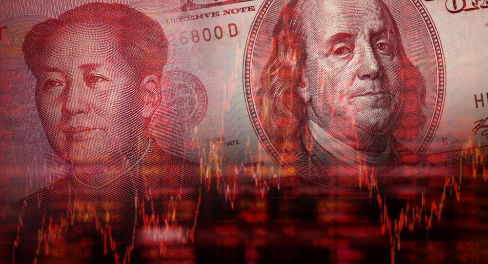 Yuan e dólar