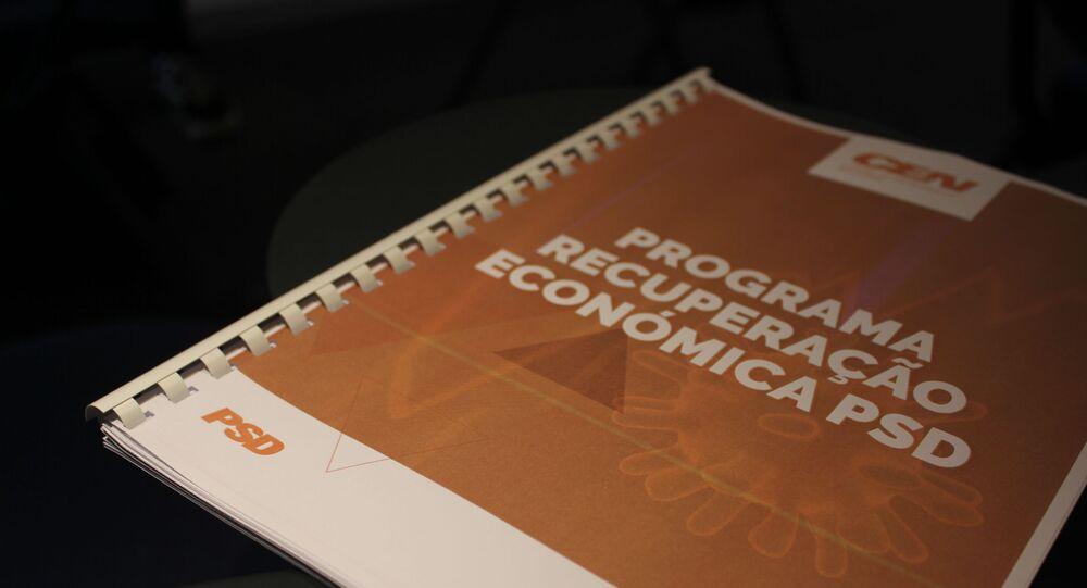 Partido Social Democrata apresenta propostas para recuperação econômica pós-pandemia em Portugal