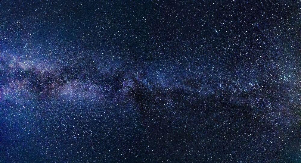 Imagem de Via Láctea