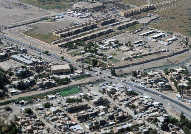 Subúrbios de Bagdá, Iraque