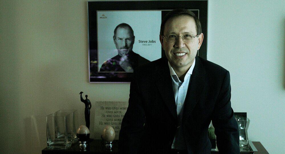 Empresário Carlos Wizard