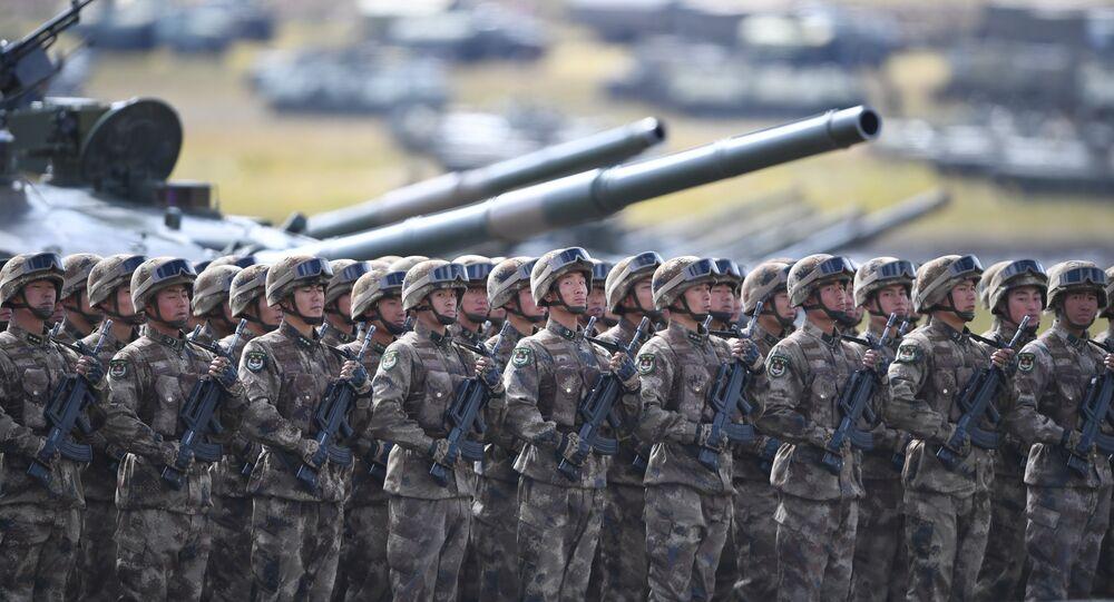 Militares chineses