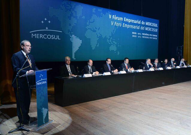 V Fórum Empresarial do Mercosul