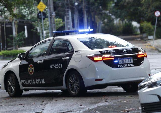 Polícia Civil do Rio de Janeiro (imagem referencial)