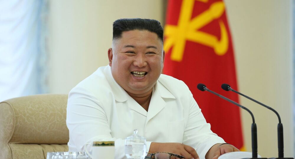 Kim Jong-un, líder norte-coreano