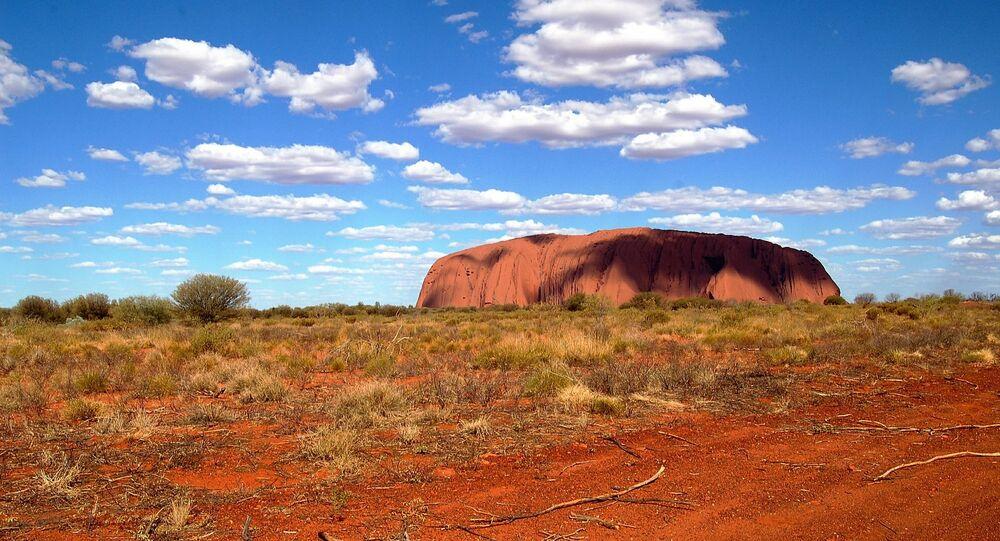 Outback australiano (imagem referencial)