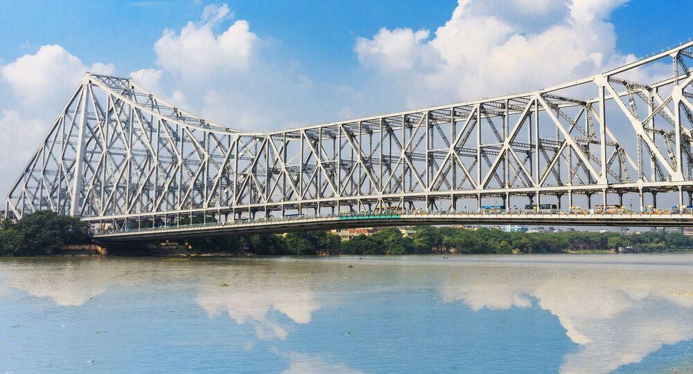 Ponte na Índia (imagem referencial)